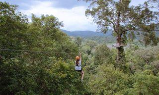 Adventure in Cambodia
