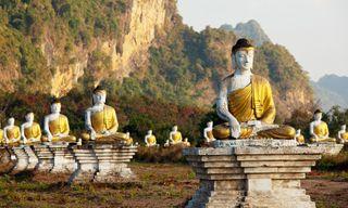 Hidden Treasures of South Burma