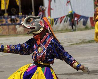 Between Sikkim and Bhutan