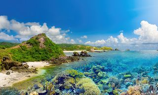 Discovering Java and Bali Beach