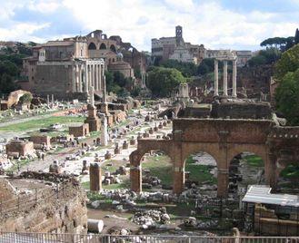 Rome and the Amalfi Coast