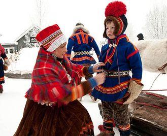 The Heart of Swedish Lapland