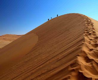 Nambia Unbound Road Trip - Sossusvlei, Swakopmund, Damaraland & Etosha