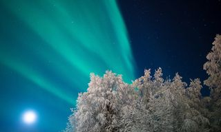 Torassieppi - Aurora Glamping Betwixmas Break
