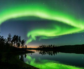 Saariselkä - Glass Igloo Escape in Autumn