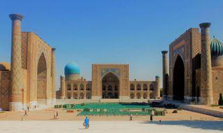 Uzbekistan Discovery