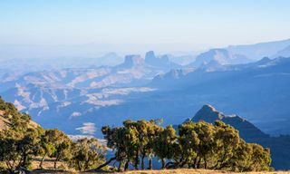 Trekking with the communities of northern Ethiopia