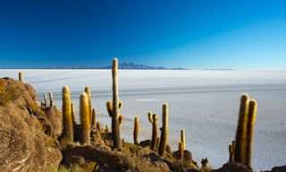 North of Argentina, Chile & Uyuni salt flats