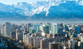 South American Cities, Andes & Wine