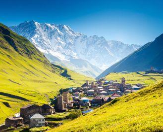 Secrets of Svaneti