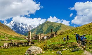 Hiking the Svaneti Highlands