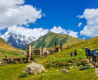 Hiking the Svaneti Highlands