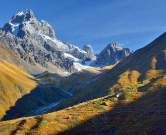 Long Weekend in Svaneti
