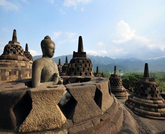 Best of Indonesia a 13-Day Private Guided Tour