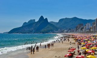 Rio Carnival City Experience