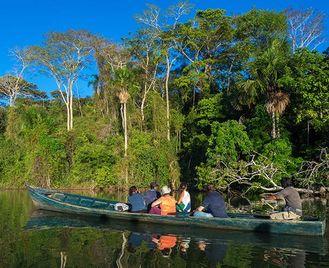 Incas And Amazon