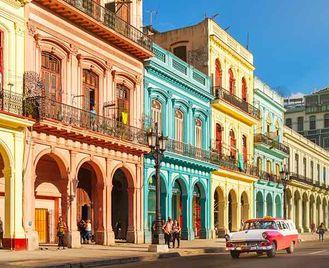 Cuba & Central America