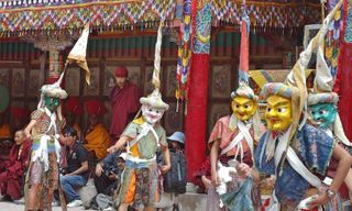 Ladakh - The Hemis Festival