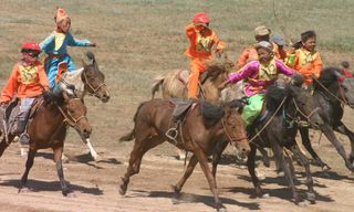Mongolia Naadam Festival - Off the Tourist Trai