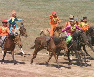 Mongolia Naadam Festival - Off the Tourist Trai