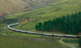 Cape To Kruger By Rovos Rail