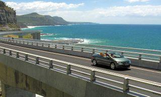 Sydney To Melbourne Coastal Drive
