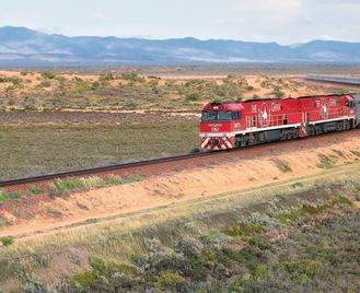 The Ghan: Luxury, Wilderness & Wildlife