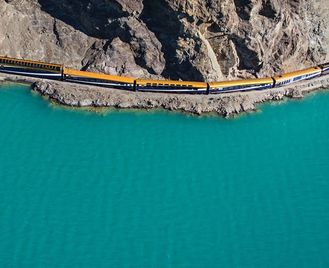 Rocky Mountaineer: Canadian Rockies Highlights