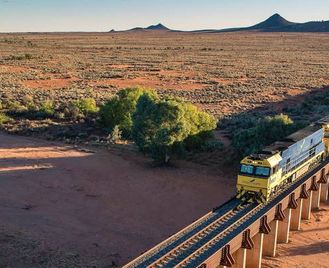 Australia By Rail: Indian Pacific