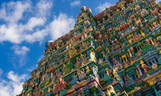Splendours Of Southern India