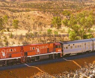 The Ghan & Kangaroo Island