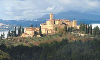 Castello Banfi Il Borgo, Tuscany