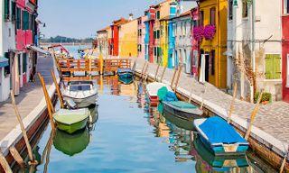 Venice Simplon-Orient-Express & Venice'S Islands
