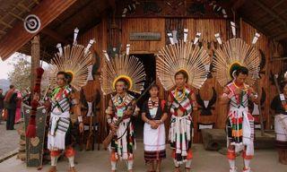 Nagaland Sekrenyi Festival Tour