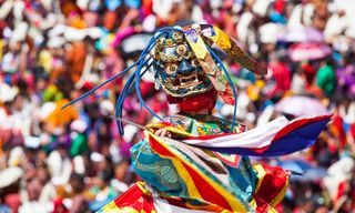 Bhutan Festival Tour and Rhinos of Assam