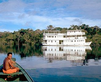 Voyage To The Heart Of The Amazon