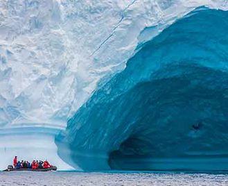 Classic Antarctic Fly-Sail