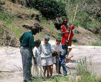 Masai Warriors & Wildlife Galore