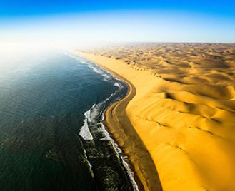 Namibia'S Desert & Coast
