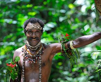 Discover Papua New Guinea (Was Reef & Highlands)