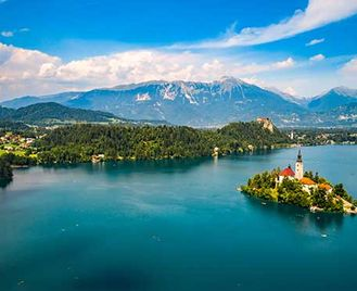Slovenia: Bears & Lake Bled