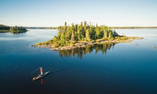 Miminiska Lodge, Ontario - 6 nights
