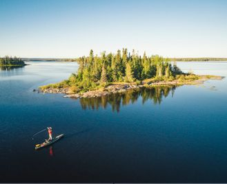 Miminiska Lodge, Ontario - 6 nights