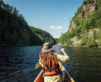 Algonquin Park Canoeing Adventure - 8n