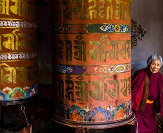 Bhutan Dragon Kingdom