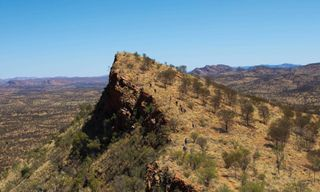 Classic Larapinta Trek In Comfort