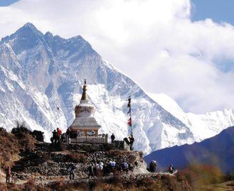 Everest Circuit & The Cho La