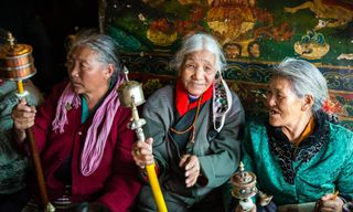 High Road To Lhasa