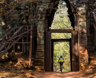 Ho Chi Minh To Angkor Wat Cycle
