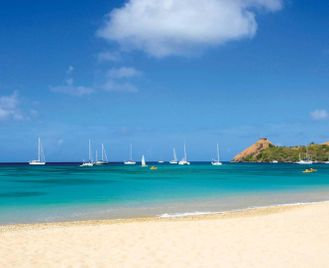 Caribbean Experience: Antigua, Montserrat, Dominica & St. Lucia